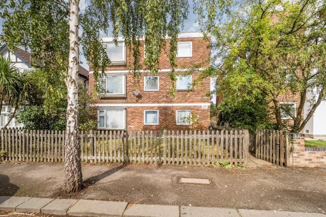 Front of Heathcote Grove, London E4