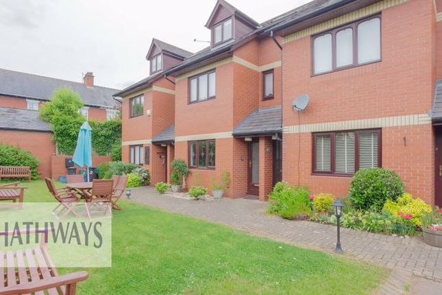 Thumbnail Flat for sale in Uskvale Mews, Caerleon Village, Newport