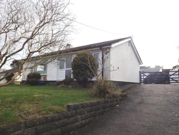 Thumbnail Bungalow for sale in St. Day, Redruth, Cornwall