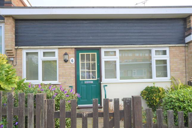 Thumbnail Terraced bungalow to rent in Pennine Rise, Hastings