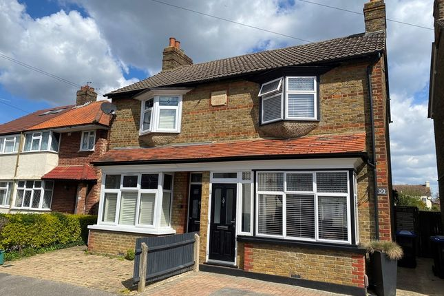 3 bed semi-detached house for sale in Park Avenue, Egham TW20