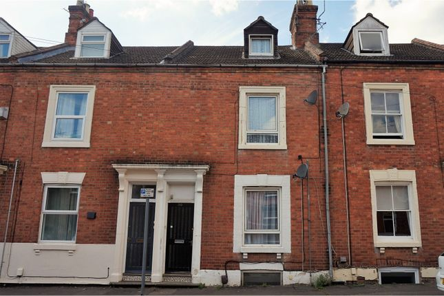 Thumbnail Flat for sale in Cyril Street, Northampton