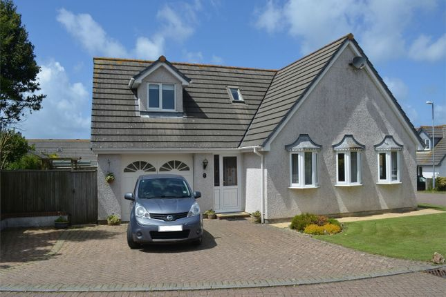 Thumbnail Detached house for sale in Kerensa Gardens, Goonown, St Agnes, Cornwall