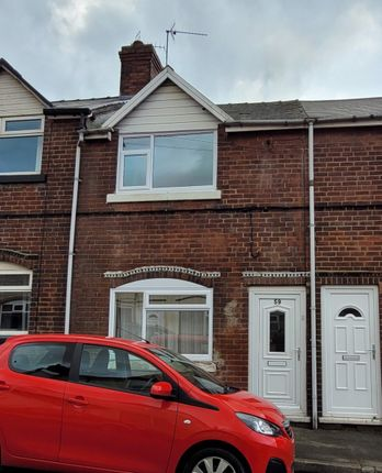 2 bed terraced house to rent in 59 Hunloke Road, Holmewood, Chesterfield S42