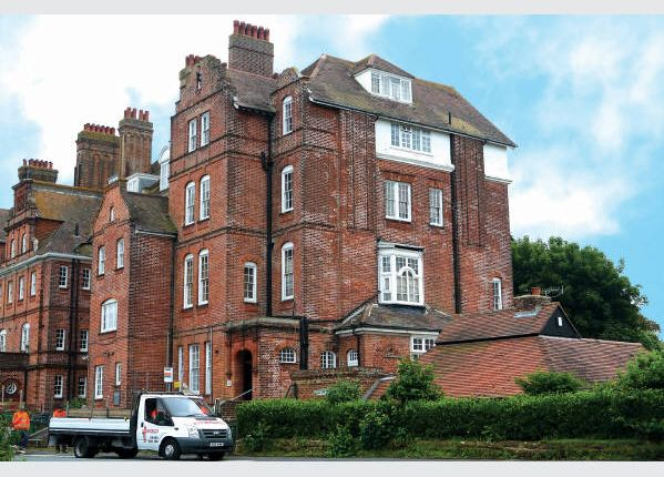 Thumbnail Block of flats for sale in 14 Highland Mansions, 119 Pevensey Road, East Sussex