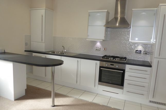 Thumbnail Flat to rent in Ascot Way, Bicester