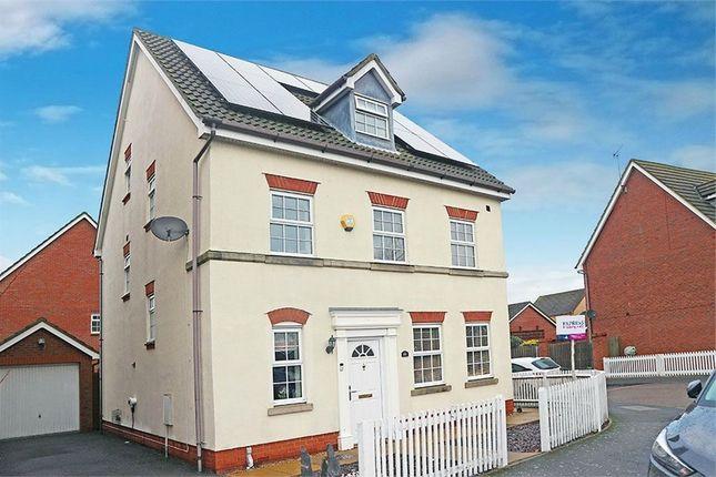 Thumbnail Detached house for sale in Lakeview Way, Hampton Hargate, Peterborough, Cambridgeshire