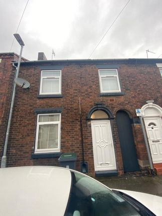 Thumbnail Terraced house to rent in Queen Ann Street, Stoke-On-Trent