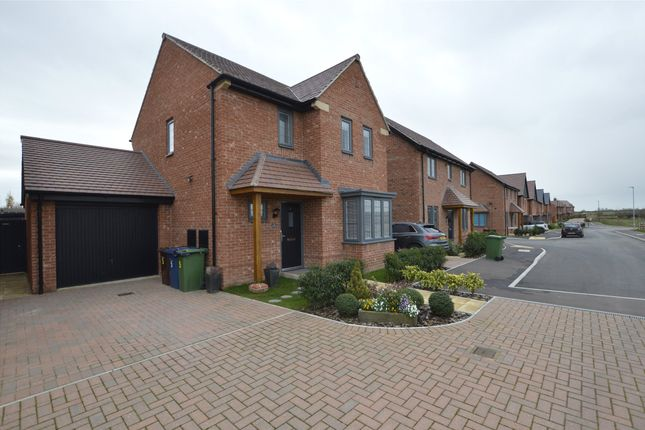 Thumbnail Detached house for sale in Lupin Drive, Walton Cardiff, Tewkesbury