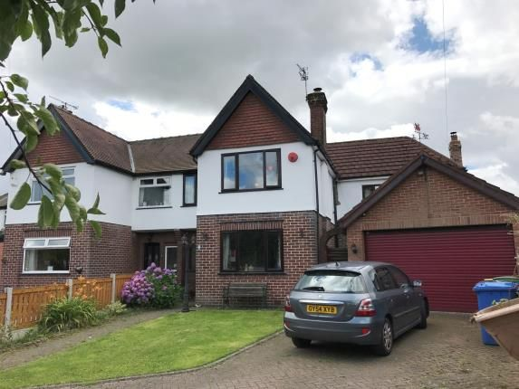 Thumbnail Semi-detached house for sale in The Dale, Penketh, Cheshire, Warrington