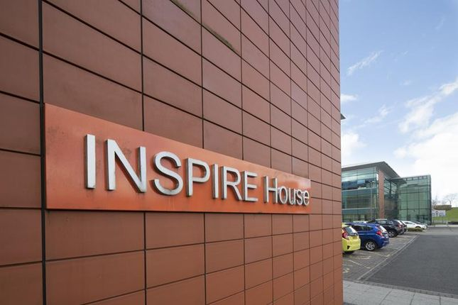 Thumbnail Office to let in Inspire House, Europoint Office Park, Eurocentral, Bellshill, Lanarkshire