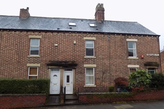 Thumbnail Terraced house to rent in Newtown Road, Carlisle