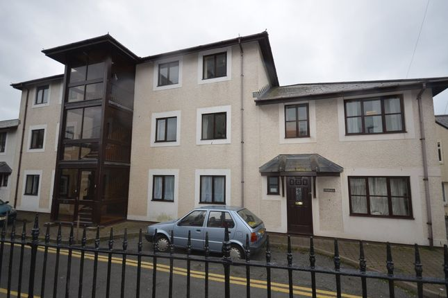Thumbnail Flat for sale in Plas Mair, William Street, Aberystwyth