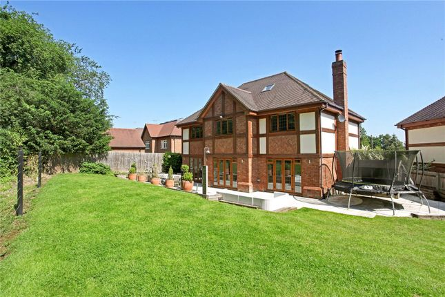 Thumbnail Detached house for sale in Pelling Hill, Old Windsor, Berkshire