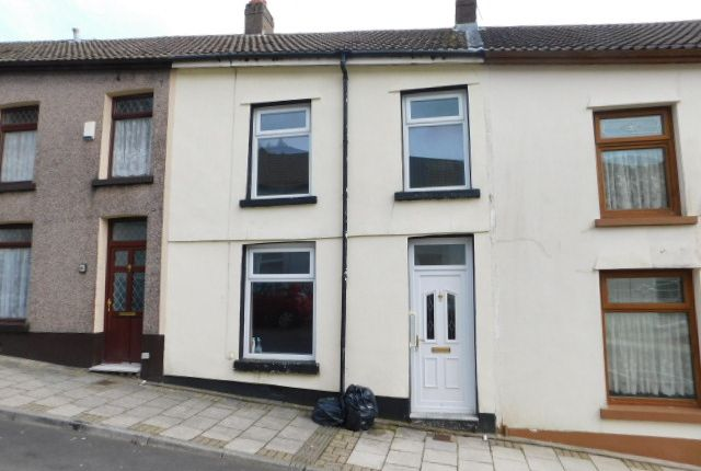 Thumbnail Terraced house to rent in David Street, Tonypandy
