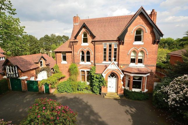 Thumbnail Detached house for sale in Richmond Hill Road, Edgbaston, Birmingham