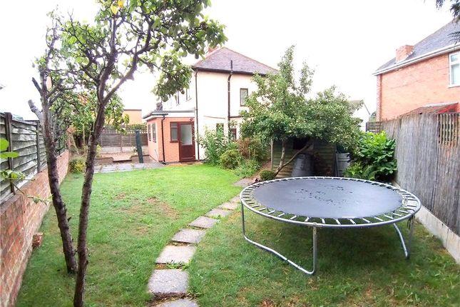 Garden of Poplar Avenue, Spondon, Derby DE21