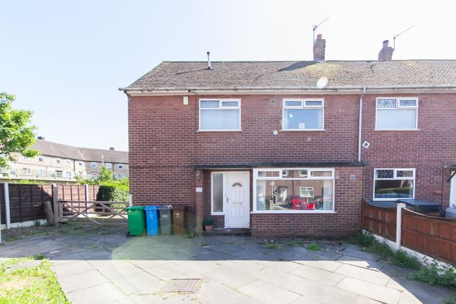 3 bed end terrace house for sale in Altair Avenue, Wythenshawe, Manchester
