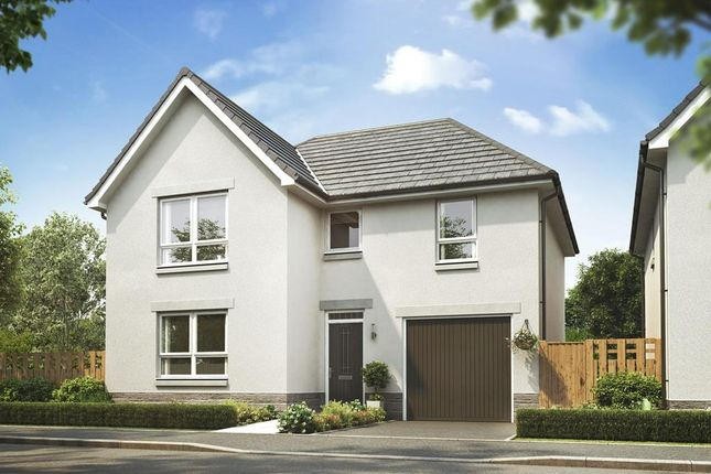 "Thumbnail Detached house for sale in ""Falkland"" at East Calder, Livingston"