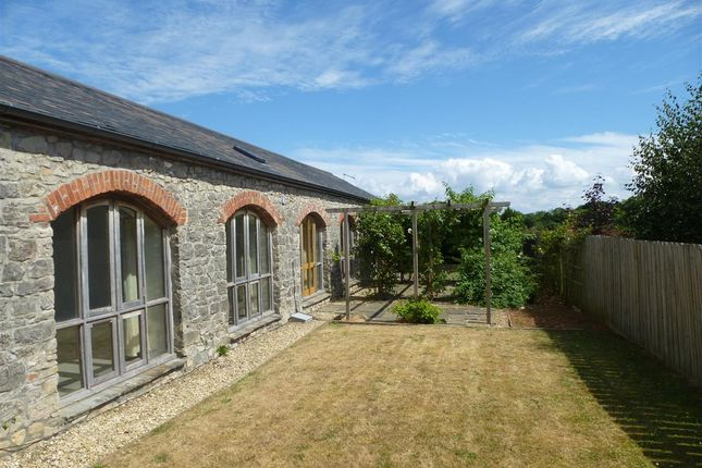 Thumbnail Barn conversion to rent in The Bull House, The Cayo, Llanvaches, Caldicot