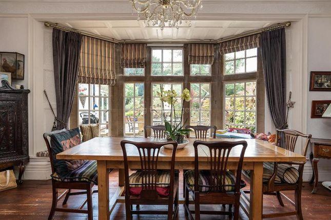 Dining Area of High Street, Olney, Buckinghamshire MK46