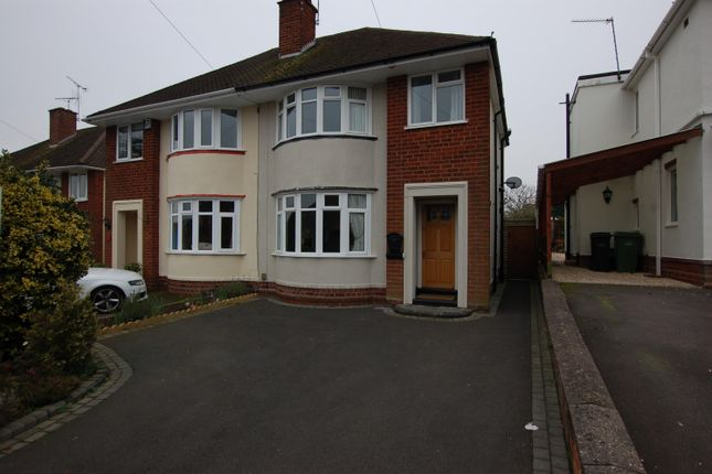 Thumbnail Semi-detached house to rent in Gilbanks Road, Wollaston