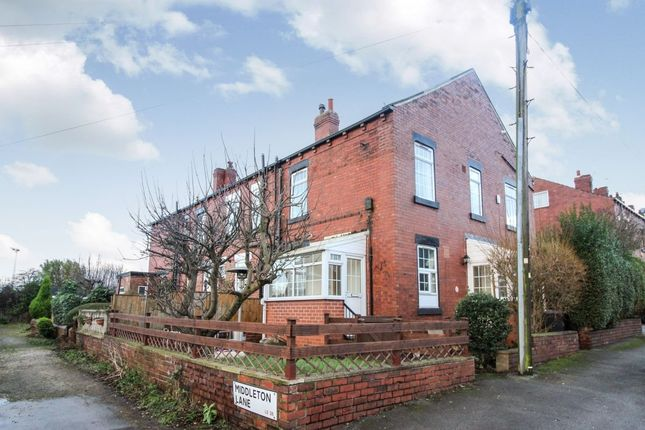 Thumbnail Terraced house to rent in Middleton Lane, Rothwell, Leeds