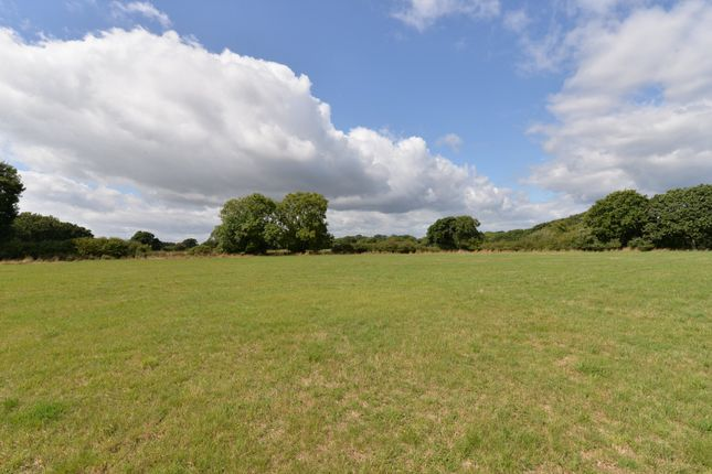 Thumbnail Land for sale in Silver Street, Hordle, Lymington