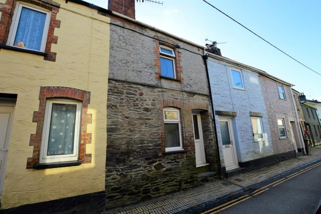 Thumbnail Terraced house for sale in Underwood Road, Plympton, Plymouth, Devon