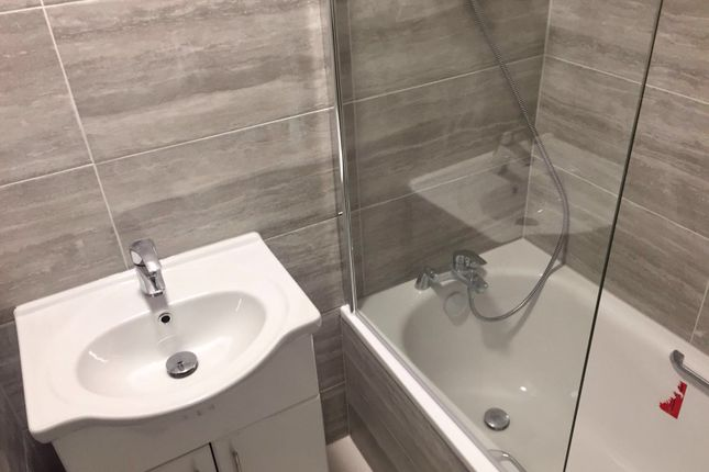 Bathroom  of Boundary Road, St John's Wood, Central London NW8