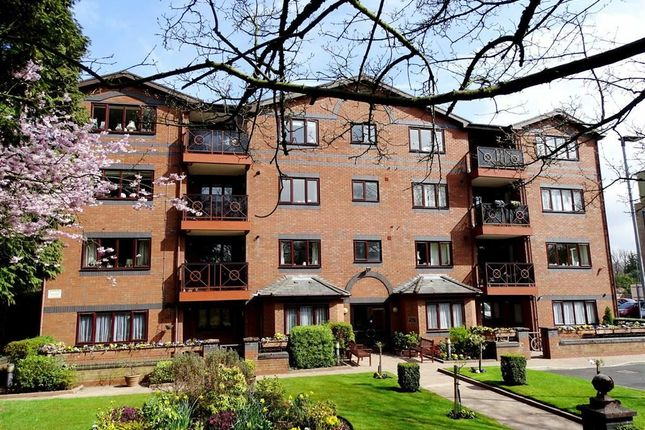 1 bed flat for sale in Barfield House, 3 Spath Road, Manchester