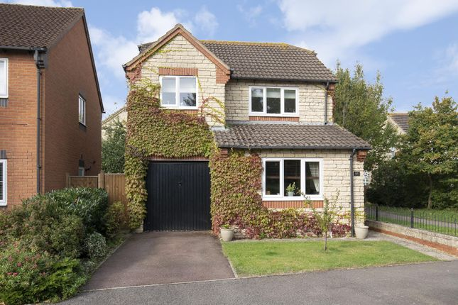Thumbnail Detached house for sale in The Cornfields, Bishops Cleeve, Cheltenham