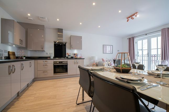 "2 bedroom property for sale in ""The Stamford"" at Priory Fields, Wookey Hole Road, Wells, Somerset, Wells"