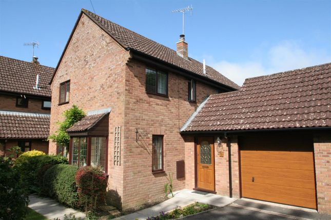 Thumbnail Detached house for sale in Lords Croft, Amesbury, Salisbury