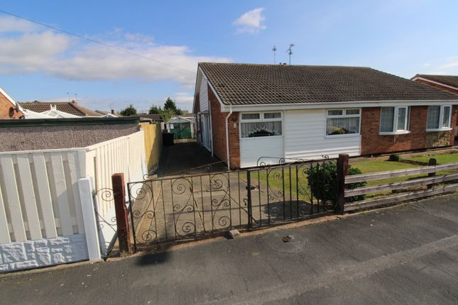 2 bed semi-detached house for sale in Fores Road, Armthorpe, Doncaster DN3