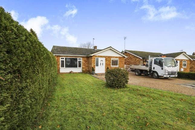 Thumbnail Bungalow for sale in Beech Avenue, Attleborough