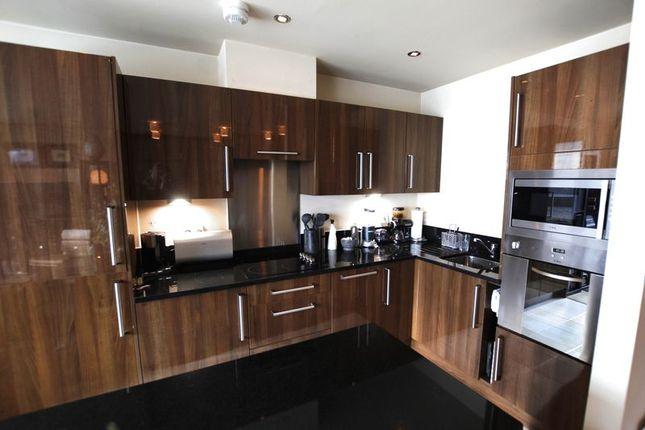 Thumbnail Flat to rent in Waterside Way, Sneinton, Nottingham