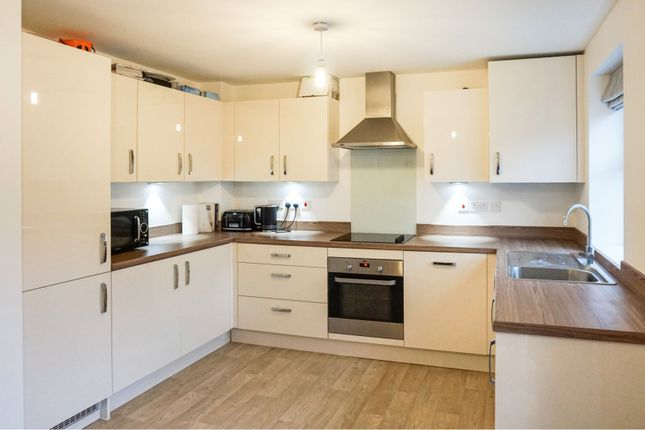 Thumbnail Town house for sale in Long Moor Chase, Stamford Bridge