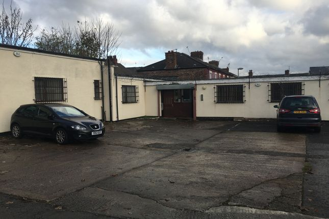 Office to let in Laurel Road, Kensington, Liverpool