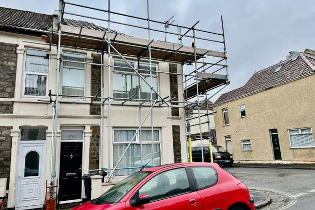 Thumbnail End terrace house to rent in Gilbert Road, Redfield, Bristol