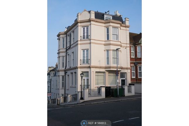 Thumbnail Flat to rent in Priory Road, Hastings