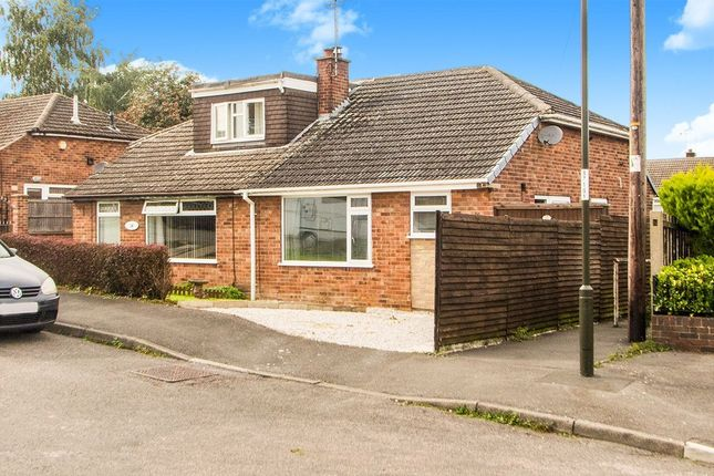 Thumbnail Bungalow for sale in Westfield Close, Ilkeston