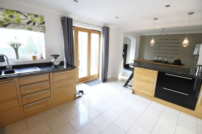 Thumbnail Detached house for sale in Mulberry Way, Leek, Staffordshire