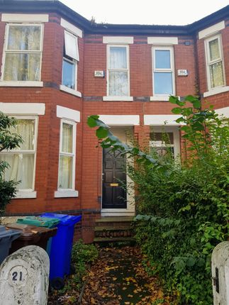 Thumbnail 2 bed shared accommodation to rent in Mauldeth Road West, Manchester