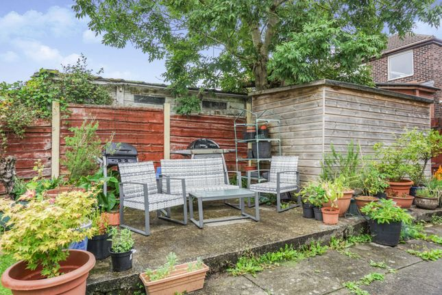 Rear Garden of St. Marys Road, Moston, Manchester M40