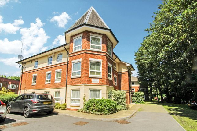 Thumbnail Flat for sale in Hebron Court, 46 Rollesbrook Gardens, Southampton, Hampshire