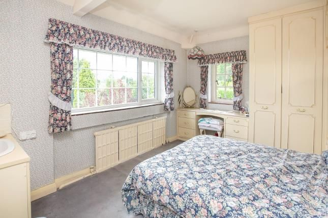 Bedroom Two of Castle Hill, Prestbury, Macclesfield, Cheshire SK10