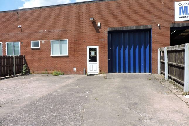 Thumbnail Warehouse to let in Clive Road, Batchley, Redditch