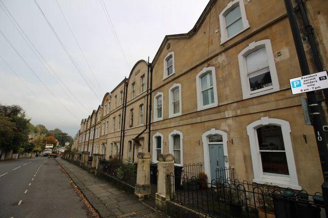 Thumbnail Flat to rent in Belgrave Terrace, Bath