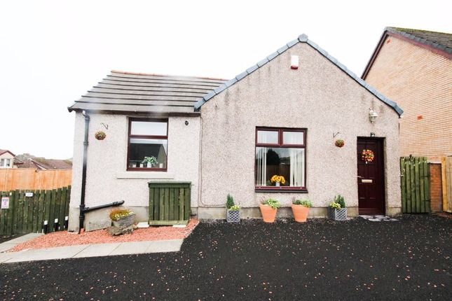 Thumbnail Detached bungalow for sale in Westcraigs Road, Harthill, Shotts